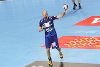 Vid Kavticnik - 15.03.2015 - Montpellier / Kielce - 1/8Finale aller Ligue des Champions<br /> Photo : Andre Delon / Icon Sport