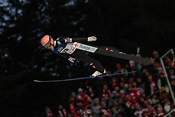 26.01.2020, Wielka Krokiew, Zakopane, POL, FIS Weltcup Skisprung, Zakopane, Herren, Wertungsdurchgang, im Bild Jan Hoerl (AUT) // Jan Hoerl (AUT) during his competition jump of FIS Ski Jumping world cup at the Wielka Krokiew in Zakopane, Poland on 2020/01/26. EXPA Pictures © 2020, PhotoCredit: EXPA/ Tadeusz Mieczynski