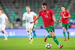 Bozhidar Kraev of Bulgaria during football match between National teams of Slovenia and Bulgaria in Group stage of UEFA Nationals League, on September 6, 2018 in SRC Stozice, Ljubljana, Slovenia. Photo by Urban Urbanc / Sportida