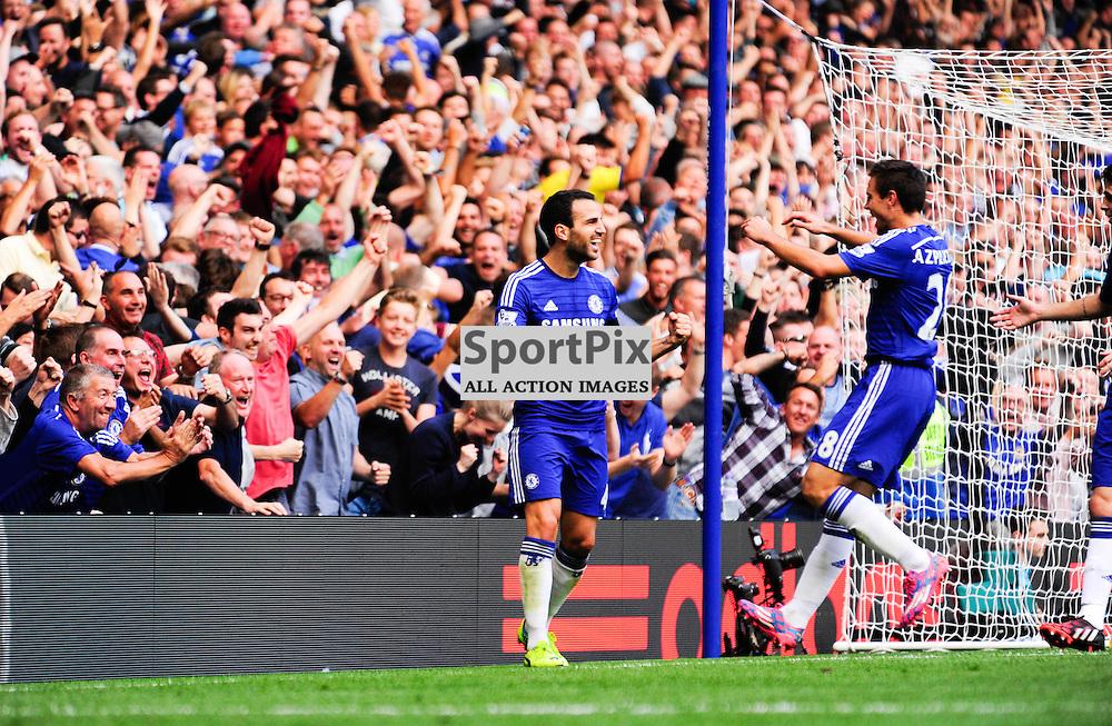 (c) Andrea Putzolu | SPORTPIX.ORG.UK<br /> Celebreting the score of 19 Forward Diego Costa