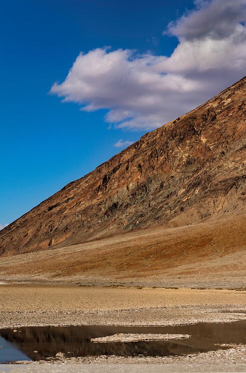 Golden Canyon, Death Valley National Park, CA