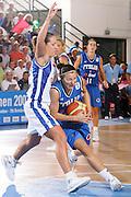 DESCRIZIONE : Chieti Italy Italia Eurobasket Women 2007 Grecia Italia Greece Italy <br /> GIOCATORE : Giorgia Sottana <br /> SQUADRA : Nazionale Italia Donne Femminile <br /> EVENTO : Eurobasket Women 2007 Campionati Europei Donne 2007<br /> GARA : Grecia Italia Greece Italy <br /> DATA : 25/09/2007 <br /> CATEGORIA : Penetrazione <br /> SPORT : Pallacanestro <br /> AUTORE : Agenzia Ciamillo-Castoria/S.Silvestri <br /> Galleria : Eurobasket Women 2007 <br /> Fotonotizia : Chieti Italy Italia Eurobasket Women 2007 Grecia Italia Greece Italy <br /> Predefinita :