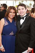 Mrs. Inukai and Daniel Inukai