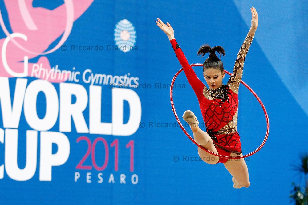 Giulia PALA (ITA), Junior Individual Competitions - Qualifications