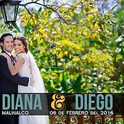 Boda Diana + Diego