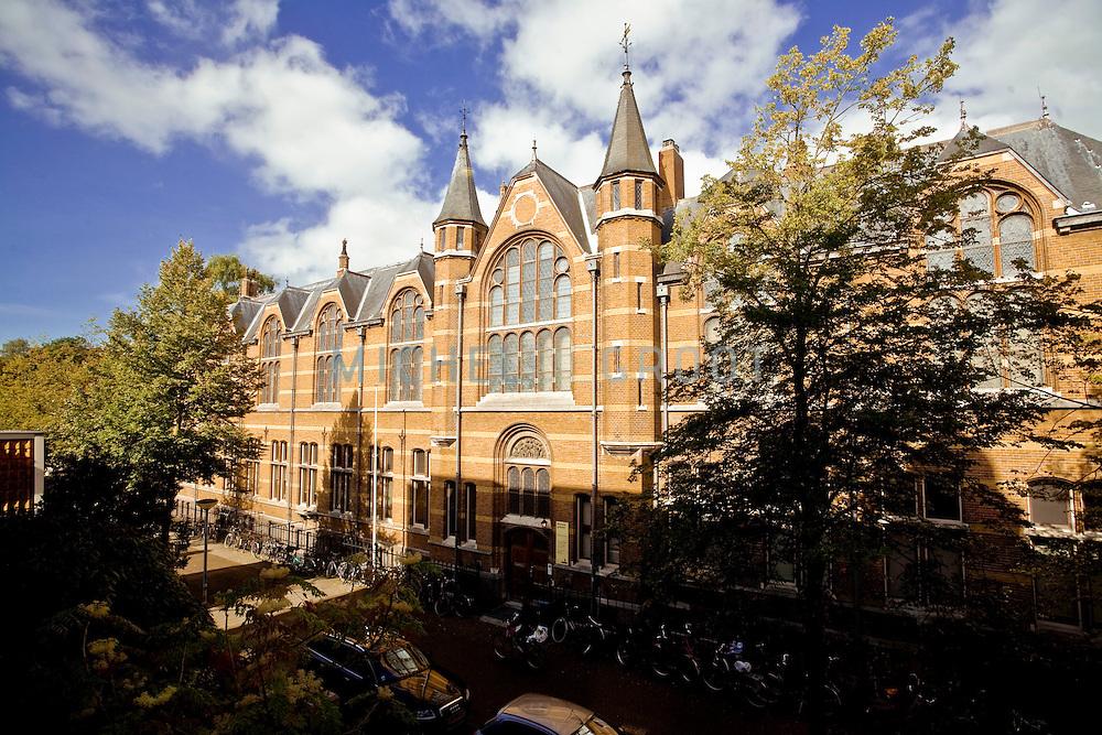 Faculteitsgebouw Sociologie van de RuG, Groningen