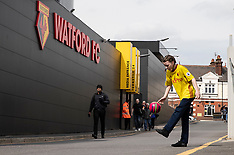 Watford v Burnley - 07 April 2018