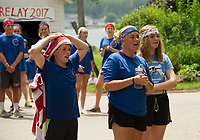Bradley 4th of July Relay.   © 2017 Karen Bobotas Photographer