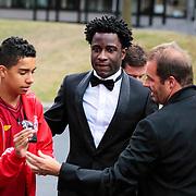 NLD/Hilversum/20130902 - Gala Voetballer van het Jaar 2013, Wilfried Bony