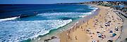 Bar Beach Summers Day - Newcastle Australia