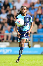 Marcus Bean of Wycombe Wanderers - Mandatory by-line: Dougie Allward/JMP - 21/04/2018 - FOOTBALL - Adam's Park - High Wycombe, England - Wycombe Wanderers v Accrington Stanley - Sky Bet League Two