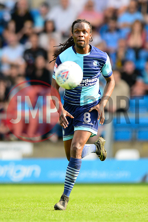 Marcus Bean of Wycombe Wanderers - Mandatory by-line: Dougie Allward/JMP - 21/04/2018 - FOOTBALL - Adam's Park - High Wycombe, England - Wycombe Wanderers v Accrington Stanley - Sky Bet League Two