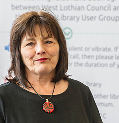 Pictured: Jeane Freeman<br /> Minister for Social Security Jeane Freeman visited The Bathgate Partnership Centre today to launch the first local jobs with Social Security Scotland.<br /> <br /> Ms Freeman met with staff within this muti-functional community hub that is the type of venue where local social security staff will be based.<br /> <br /> These are the first of, at least, 400 local jobs that will be created across Scotland. Social Security Scotland staff will be based in every local authority area to provide face-to-face support for people using the new social security system.<br /> <br /> Ger Harley | EEm 24 April 2018
