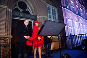Koningin Maxima opent de Jheronimus Academy of Data Science (JADS) in het voormalig klooster Mari&euml;nburg in 's-Hertogenbosch.<br /> <br /> Queen Maxima Opens Tomorrow the Hieronymus Academy of Data Science (JADS) in the former convent Marienburg in 's-Hertogenbosch.<br /> <br /> Op de foto / On the photo:  Koningin Maxima tijdens de opening van de Jheronimus Academy of Data Science //// Queen Maxima at the opening of the Academy of Hieronymus Data Science
