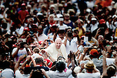 Pope Francis general audience in St Peter's Square