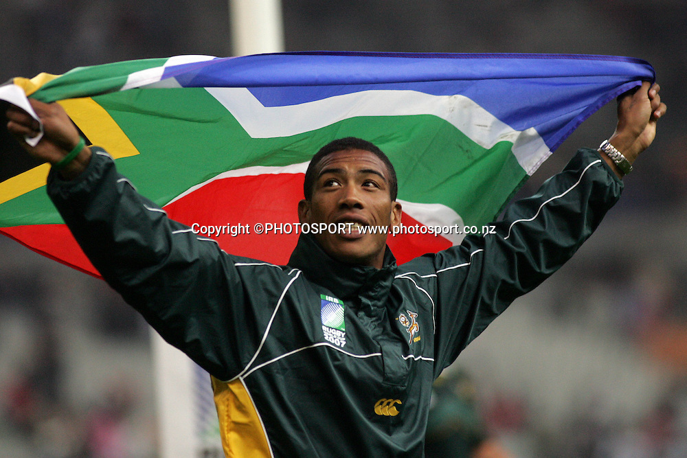 South African wing Ashwin Willemse.<br />