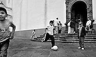 Football is not only football... Quito, Ecuador, 25 October 2007