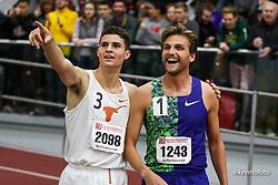 Boston University John Thomas Terrier Indoor Invitational Track & Field , Nike, , University of Texas,
