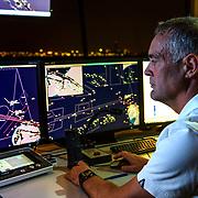 Radarpost HCC Hoek van Holland, beloodsing in en uitgaande zeevaart Maasmond