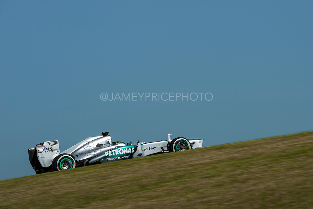 November 15- 17, 2013. Austin, Texas. United States Grand Prix 2013: Lewis Hamilton, Mercedes GP Petronas F1 Team