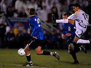 SLUH vs Vianney HS boys' soccer