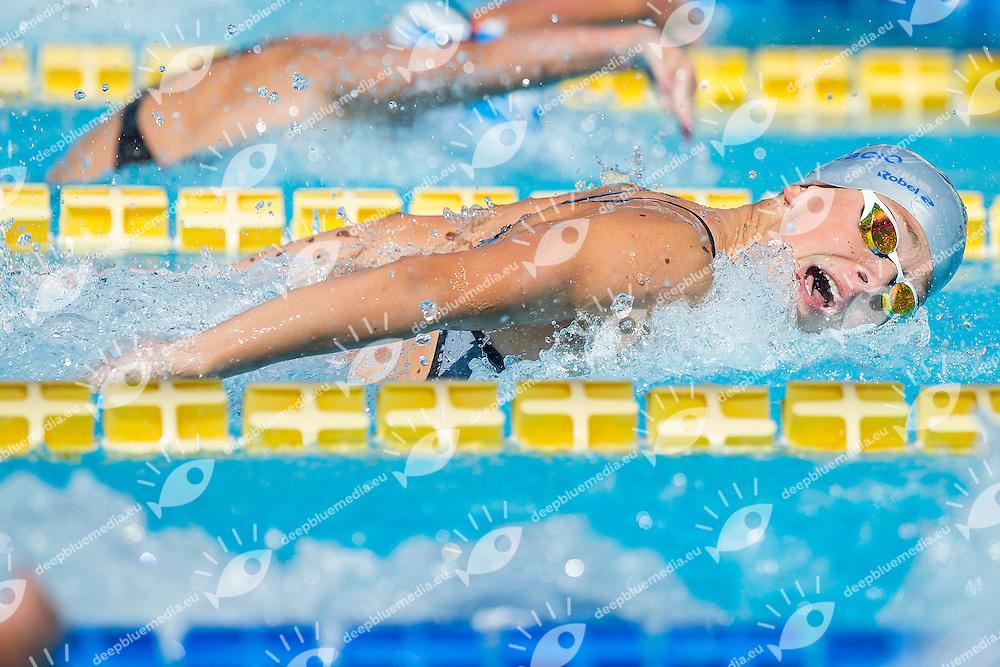 Maria Ginevra Masciopinto ITA<br /> Fimco Sport<br /> 100 Farfalla Donne Ragazzi<br /> Stadio del Nuoto, Roma<br /> Day 01 04-08-2016<br /> Campionati Italiani di Categoria 2016<br /> Photo Andrea Masini/Deepbluemedia/Insidefoto