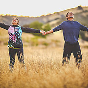 Faye and Ben's Healthy Lifestyle Shoot 16 Sept 2018