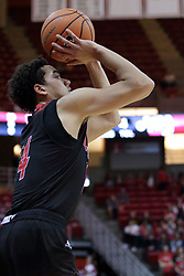 05 November 2017:  Nick Norton during aLewis College Flyers and Illinois State Redbirds in Redbird Arena, Normal IL