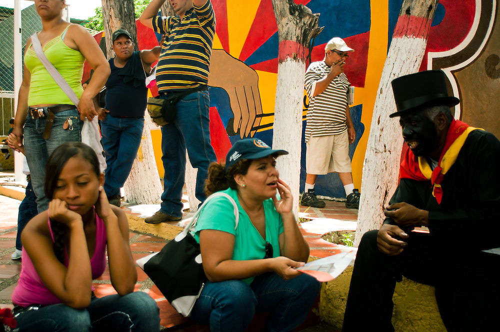 THE SAN PEDRO PARRANDA / LA PARRANDA DE SAN PEDRO<br /> Guatire, Miranda State.<br /> Venezuela - 2010<br /> (Copyright &copy; Aaron Sosa)