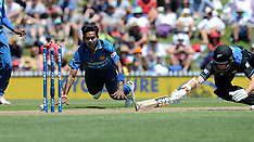 Nelson-Cricket, New Zealand v Sri Lanka, 3rd ODI