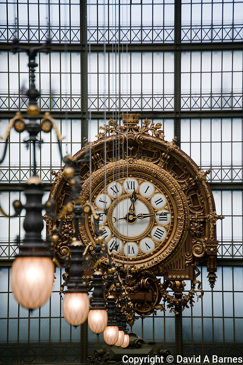 Musee d'Orsay , Paris, France.(Orsay Museum)