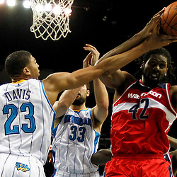 12-11-2012 Washington Wizards at New Orleans Hornets