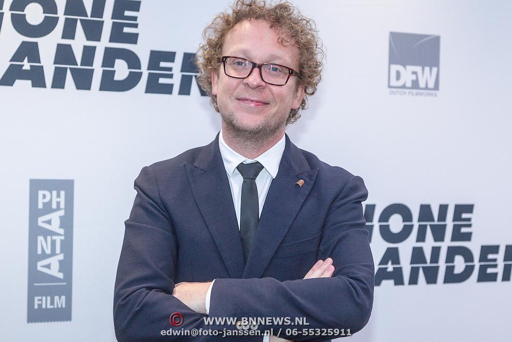 NLD/Amsterdam/20150907 - Premiere Schone Handen, Dennis van der Ven