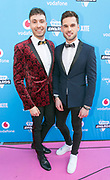 2018-03-24. Club Panama, Amsterdam. Veed Awards 2018. Op de foto: Rutger Vink en Thomas van Grinsven