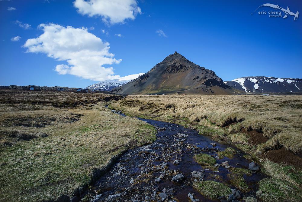 Hiking Snæfellsnes peninsula