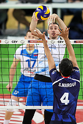 Alen Pajenk of Slovenia vs Saeid Marouf of Iran at exhibition game between Slovenia and Iran, on May 15, 2017 in SRC Stozice, Ljubljana, Slovenia. Photo by Matic Klansek Velej / Sportida
