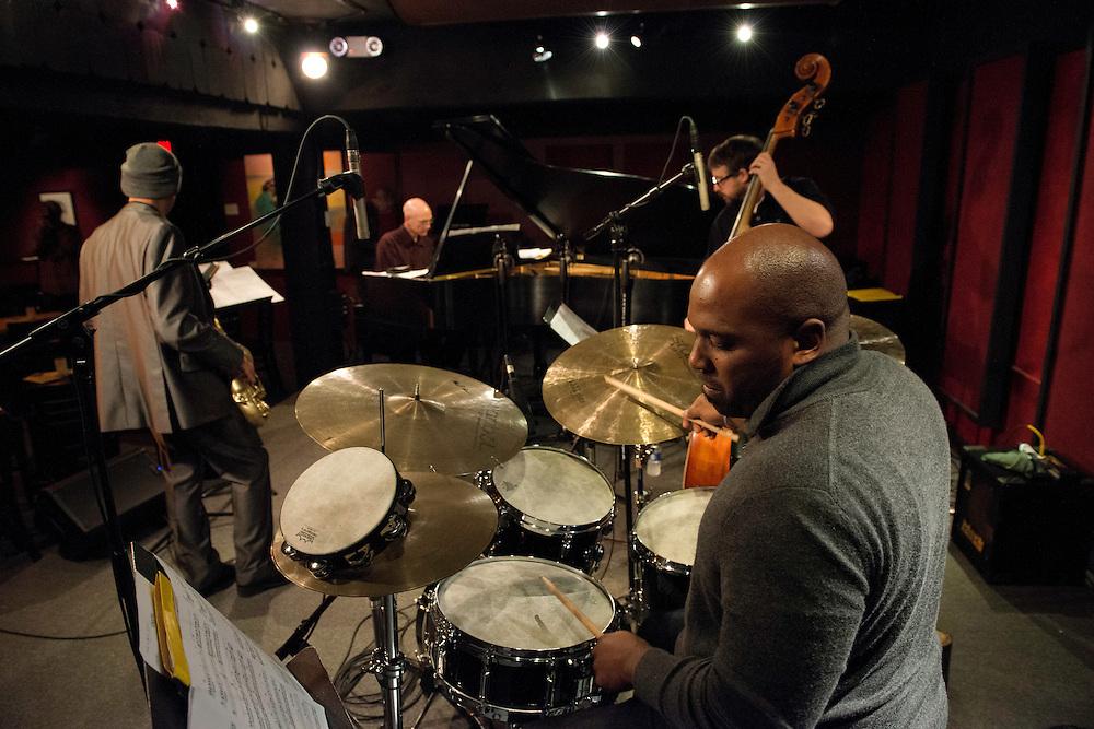 DSPW Quartet live at NJW