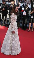 Elsa Zylberstein at the 'Nebraska' film gala screening at the Cannes Film Festival Thursday 23rd May 2013