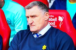 Blackburn Rovers manager Tony Mowbray - Mandatory by-line: Ryan Crockett/JMP - 02/03/2019 - FOOTBALL - Aesseal New York Stadium - Rotherham, England - Rotherham United v Blackburn - Sky Bet Championship