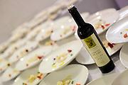 Belo Horizonte_MG, Brasil...Detalhe do oleo de oliva utilizada na preparacao do menu no Festival Gastronomico Sabor e Saber...Detail of olive oil used in menu preparation the Gastronomy Festival Sabor e Saber...Foto: BRUNO MAGALHAES / NITRO..
