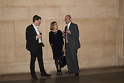 ANDREW MACDONALD; KERSTIN MOGULL; SANDY NAIRNE, Historical Dances in an  antique setting., Pable Bronstein. Annual Tate Britain Duveens commission.  London. 25 April 2016