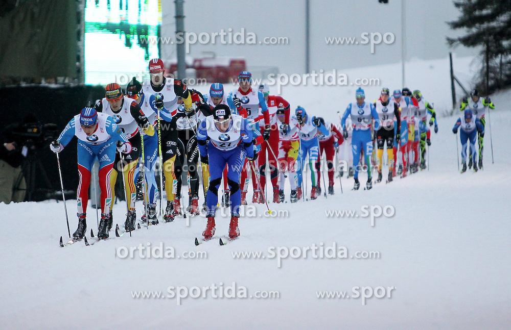 30.12.2011, DKB-Ski-ARENA, Oberhof, GER, Viessmann FIS Tour de Ski 2011, Pursuit/ Verfolgung Herren // during of Viessmann FIS Tour de Ski 2011, in Oberhof, GERMANY, 2011/12/30  .. EXPA Pictures © 2011, PhotoCredit: EXPA/ nph/ Hessland..***** ATTENTION - OUT OF GER, CRO *****