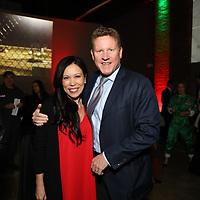 Lisa  and Tom Carnahan