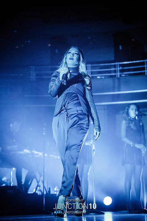 Rebecca Ferguson in concert at the Symphony Hall, Birmingham, United Kingdom<br /> Picture Date: 2 November, 2016