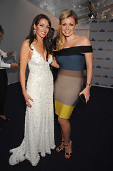 Left to right, DANNII MINOGUE and KATHERINE JENKINS at the 2008 Glamour Women of the Year Awards 2008 held in the Berkeley Square Gardens, London on 3rd June 2008.<br />