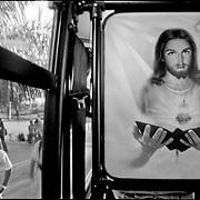 MISCELÁNEAS<br /> Photography by Aaron Sosa<br /> Sagrado Corazon de Jesus<br /> Guasdualito, Estado Apure - Venezuela 2007<br /> (Copyright © Aaron Sosa)
