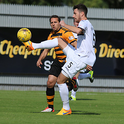 Dumbarton v Alloa  | Scottish Championship | 05 September 2015