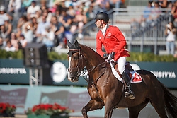 Duguet Romain, (FRA), Quorida de Treho <br /> First Round<br /> Furusiyya FEI Nations Cup Jumping Final - Barcelona 2015<br /> © Dirk Caremans<br /> 24/09/15