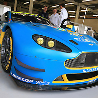 #97, Aston Martin Vantage, Aston Martin Racing, driven by, Richie Stanaway, Fernando Rees, Jonny Adam, FIA WEC 6hrs of Silverstone 2016, 14/04/2016,