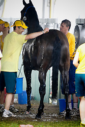 Cooling<br /> Olympic Games Hong Kong 2008<br /> Photo © Dirk Caremans - Hippo Foto
